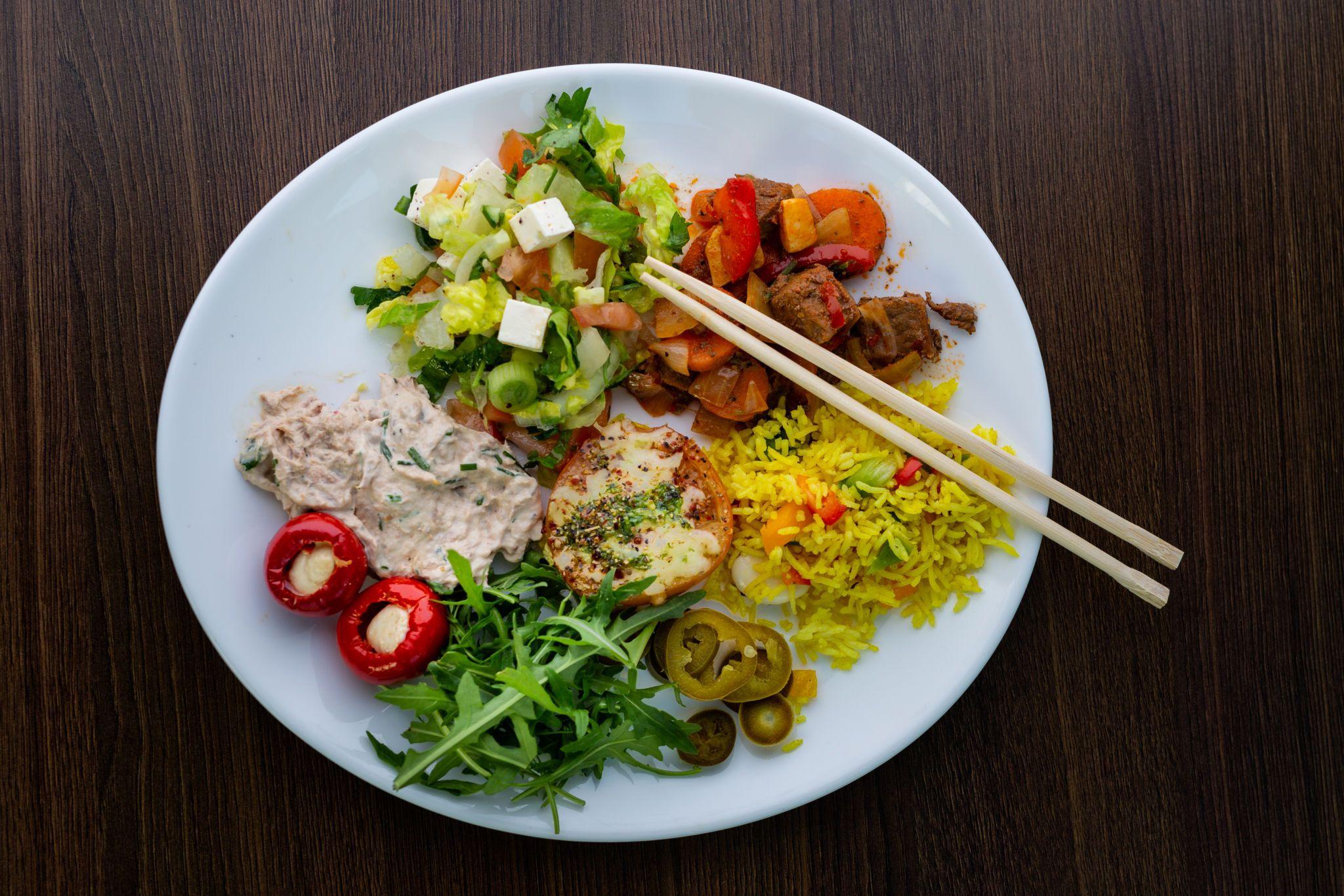mad hos Det Grønne Køkken
