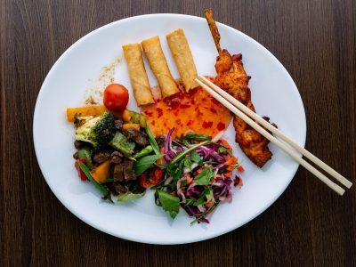 asiatisk Det Grønne Køkken