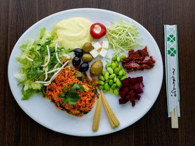 flot ret hos Det Grønne Køkken